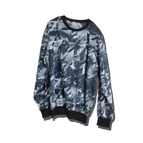 BLESS N°30 M-Sweater