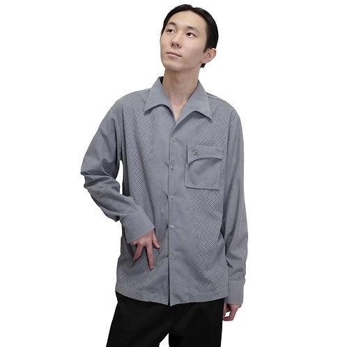 Italian Collar Design Shirt