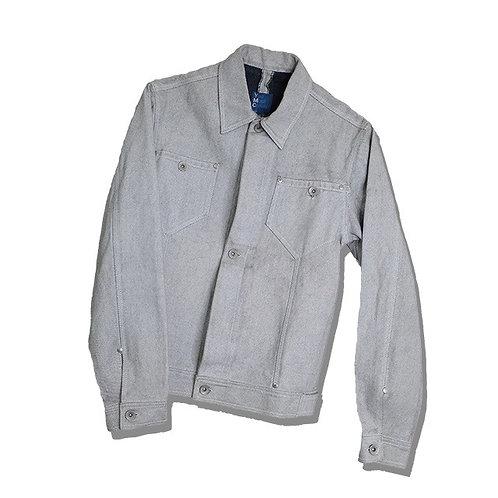 You Must Create Reverse Denim Jacket