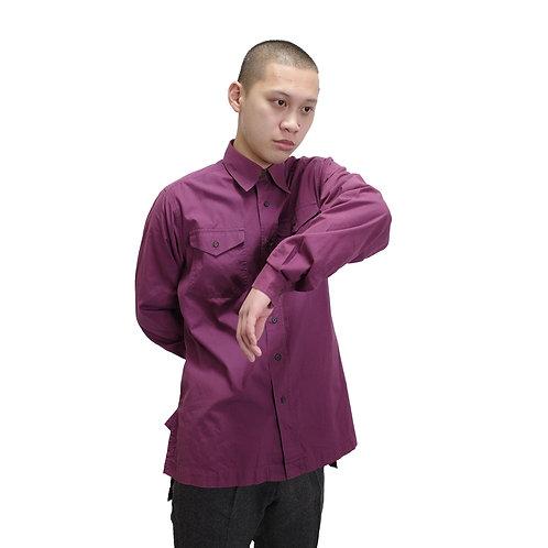 Dries Van Noten Box Cut Desigh Shirt