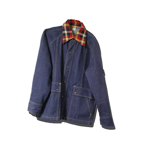 Controlled Denim Jacket