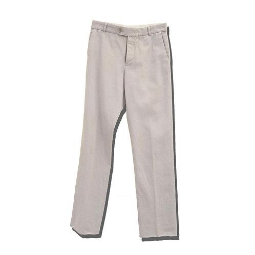 Jean Colonna Cotton Straight Trousers