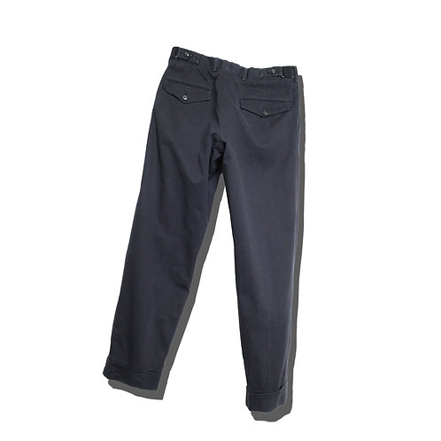 Dries Van Noten Military Trousers