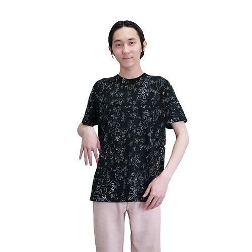 aNYthing x Ryan McGinley Flower Draw T-Shirts