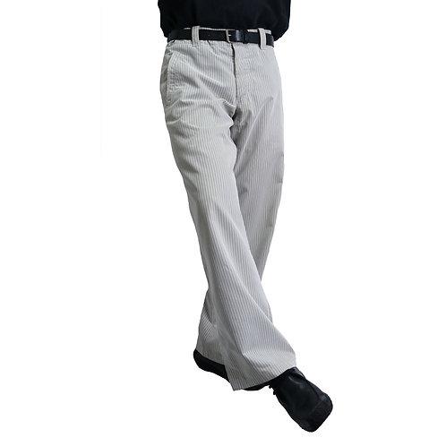 EMPORIO ARMANI Pin-Stripe Work Trousers