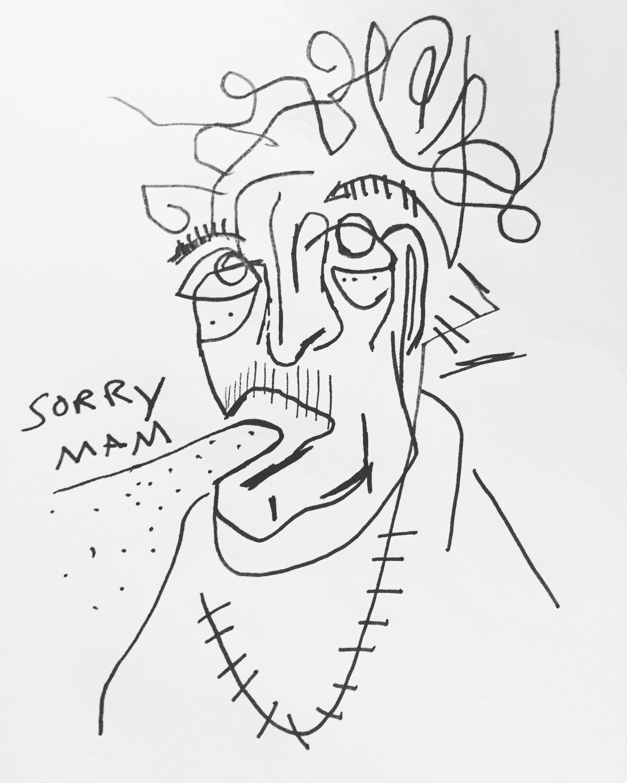 Sorry mam