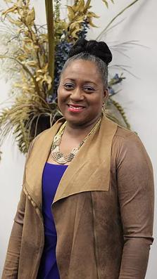 Minister Mary Steve-Brookins