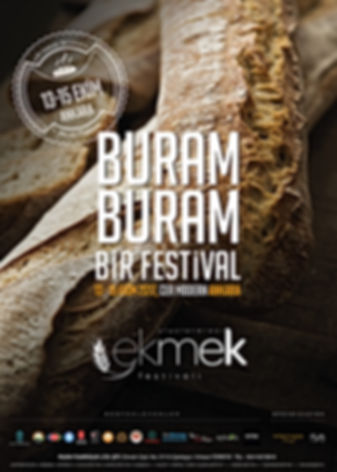 Ekmek Festivali 2017 cermodern / ruan etkinlik