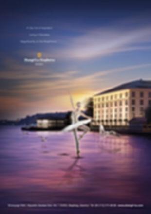 Shangri-La Bosphorus istanbul imaj ilanı