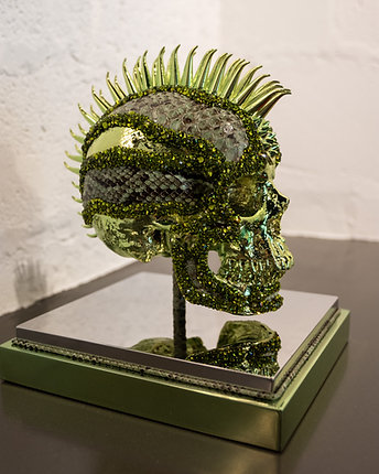 Jonas Leriche - Pop Green Python