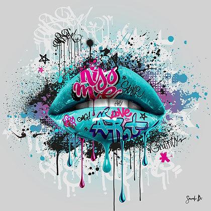 Sarah Borderie - Glossy Lips Blue n*1/8