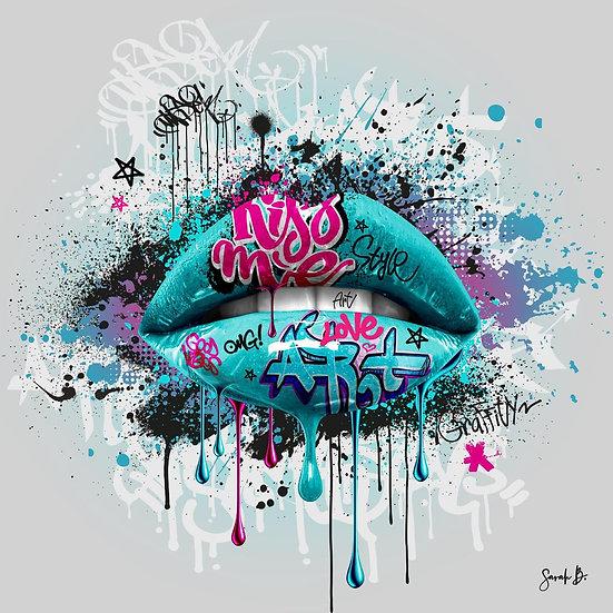 Sarah Borderie - Glossy Lips Blue n*2/8