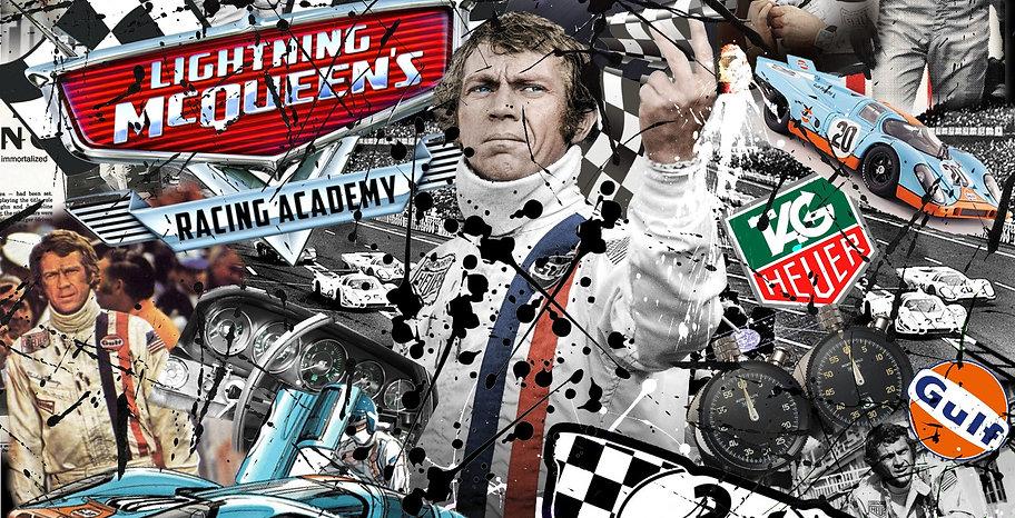 Lily Pop -McQueen Racing