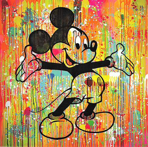 Manasse - Mickey Mousse
