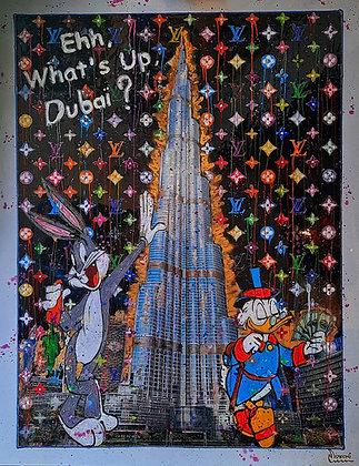 Alain Mimouni - What's Up Dubai