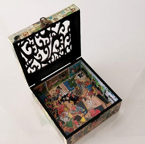 LILLY POP - TINTIN'S BOX