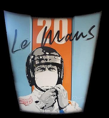 Edu Danesi -Le Mans 27
