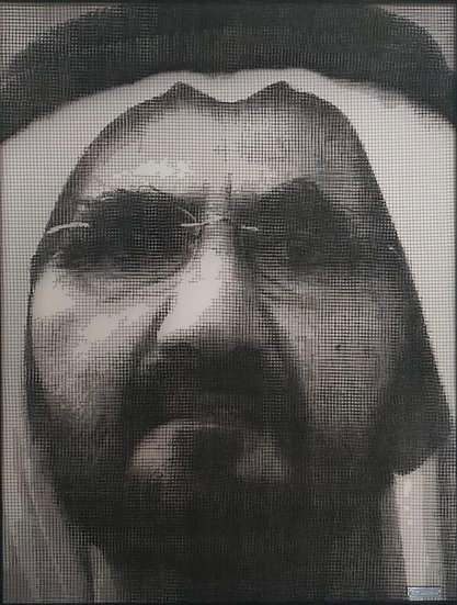 J-M Collell - H.H. SHEIKH MOHAMMED 01