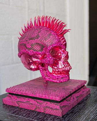 Jonas Leriche - Pop Pink Python