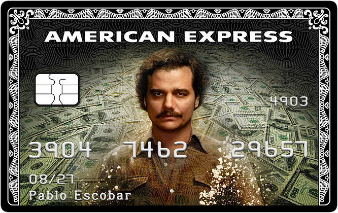J.L.Skybird &Ted Keens - Amex Narcos