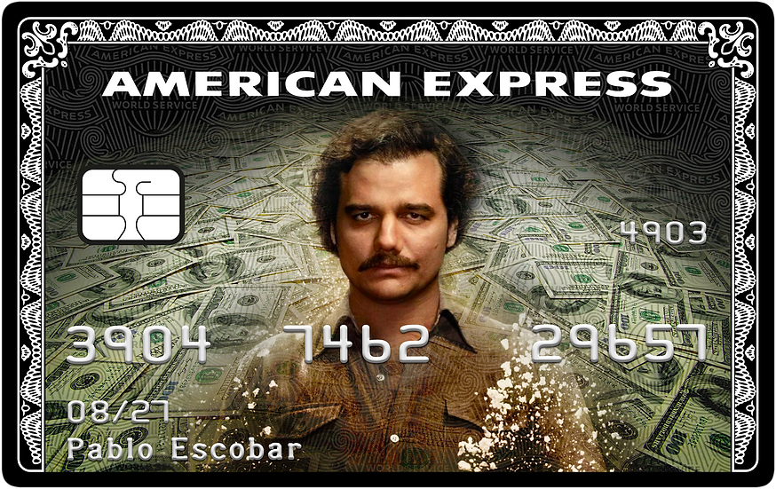 JLSkybird & Ted Keens - Amex - Narcos 1/27