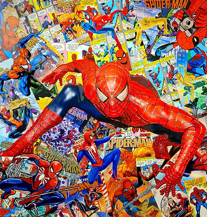 Lily Pop - Spiderman