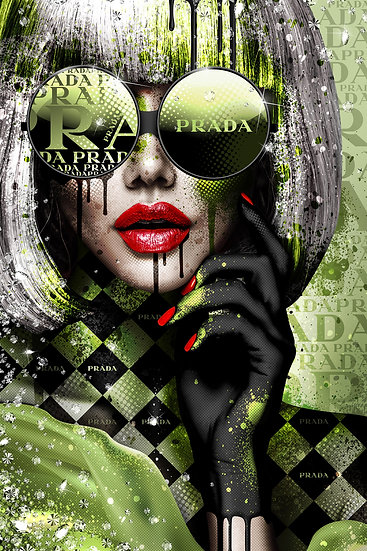 Sarah Borderie - M.I.R.A.N.D.A - Green Version