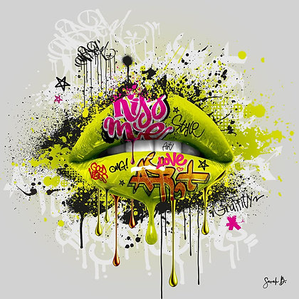 Sarah Borderie - Glossy Lips Green n*1/8