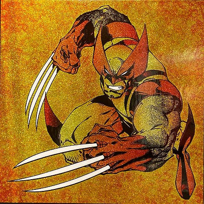 The Trigger -Wolverine