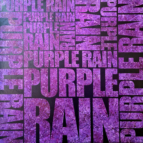 THE TRIGGER - PURPLE RAIN