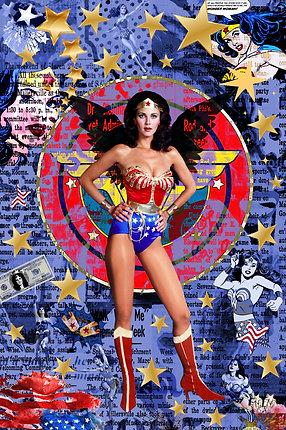Lily Pop - Wonderwoman