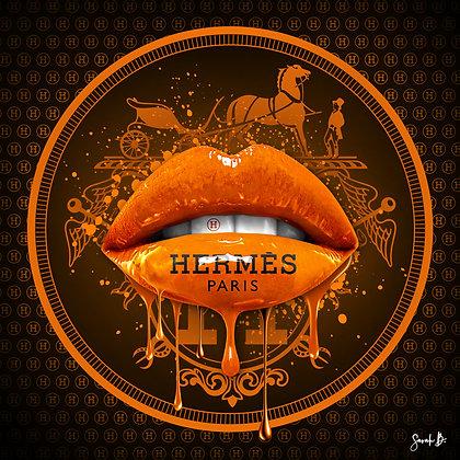 Sarah Borderie - Glossy Lips Fendi n*2/8