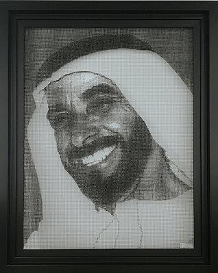 J.M Collell - Sheikh Zayed