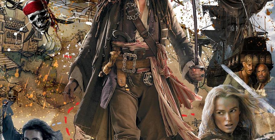 Lily Pop - Jack Sparrow