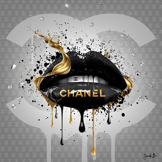 Sarah Borderie - Glossy Lips Chanel n*2/8