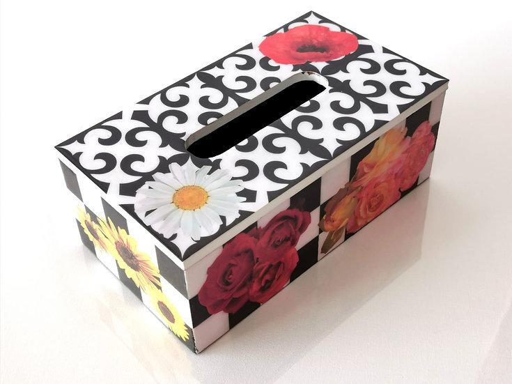 LILLY POP - FLOWER TISSU BOX