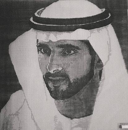 J.M Collell - Sheikh Hamdan