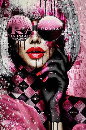 Sarah Borderie - M.I.R.A.N.D.A - Pink Version