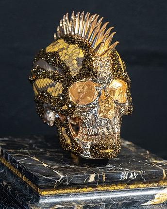 Jonas Leriche - Gold Saffraan Python