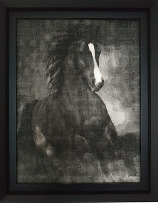 J.M Collell - Horse