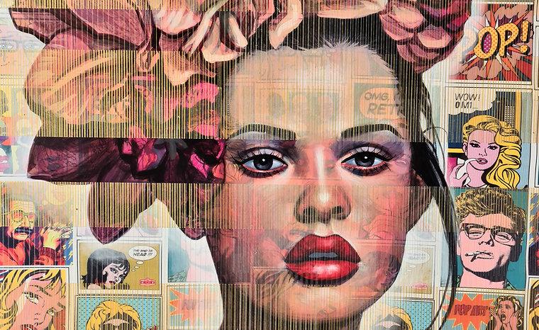 Puritat Deangharm - Flower Lady