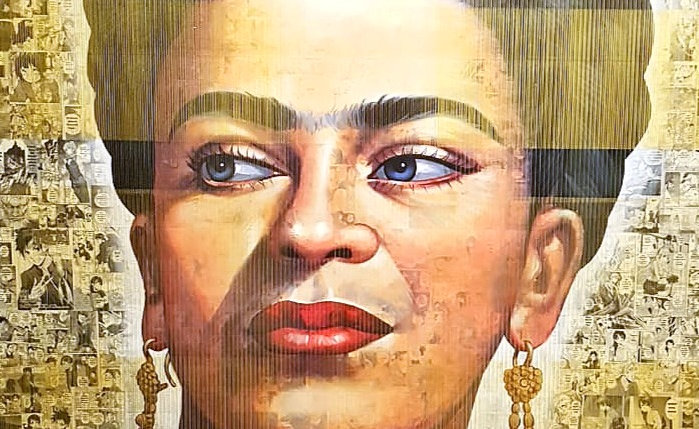 Puritat Deangharm - Frida Khalo