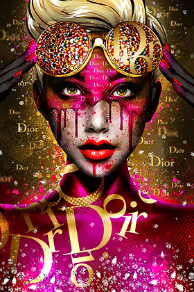 Sarah Borderie - C.H.R.I.S.T.I.E - Pink Version