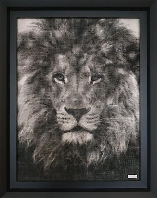 J.M Collell - Lion
