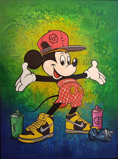 Trigger & Mister T. - MICKEY MOUSE