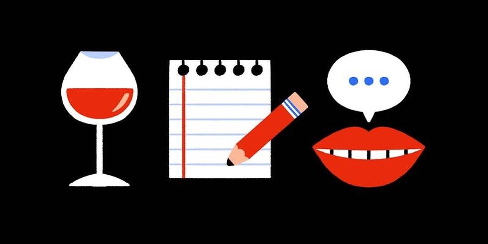 Illustrators Drink & Mingle