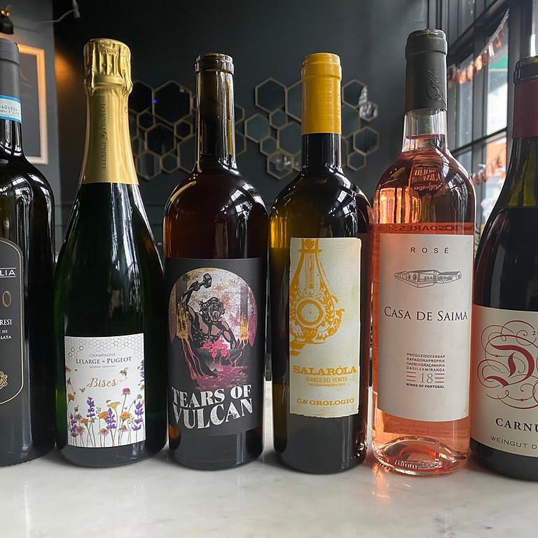 Women Winemakers Class & Natural Wine Tasting