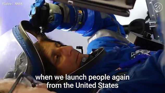 Bloomberg - Astronauts Look Back on Apollo 10
