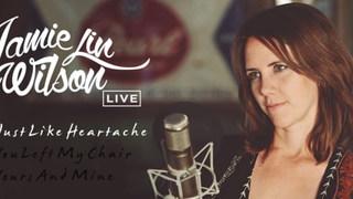 Jamie Lin Wilson - Just Like Heartache [LIVE]
