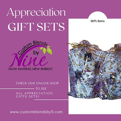 Appreciation Gift Set (Chief Encouragement Officer)